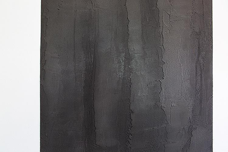 Effet matière béton ciré décoration mur