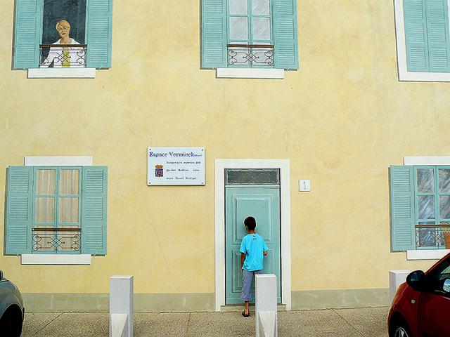 fresque-trompe oeil mur immeuble3
