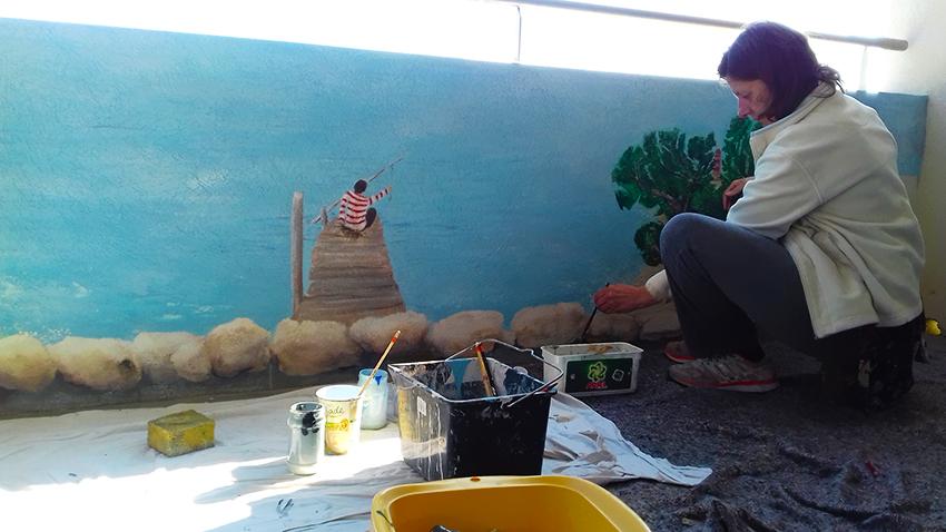claire khouri artisane béton ciré Marseille et région PACA